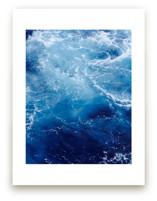 Waving Blue