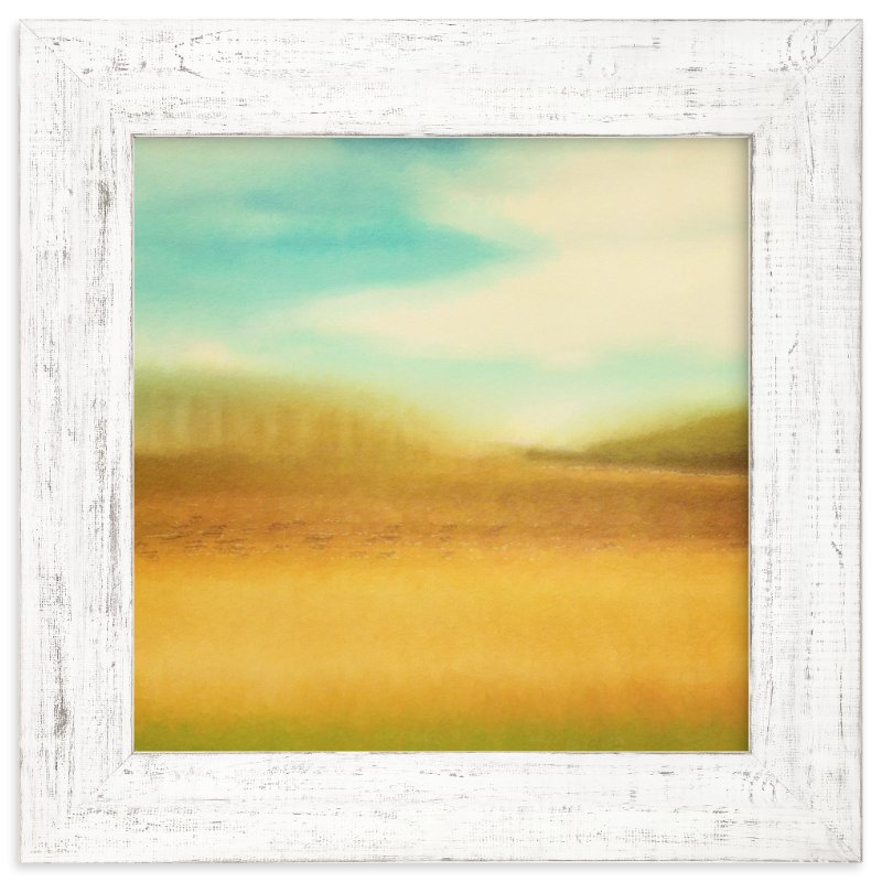 """Wild Blue Yonder"" - Limited Edition Art Print by Stacy Kron in beautiful frame options and a variety of sizes."