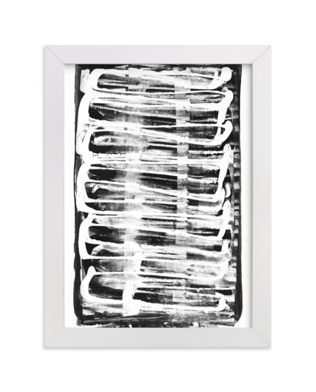 """""""Test Pattern"""" - Limited Edition Art Print by Misty Hughes in beautiful frame options and a variety of sizes."""