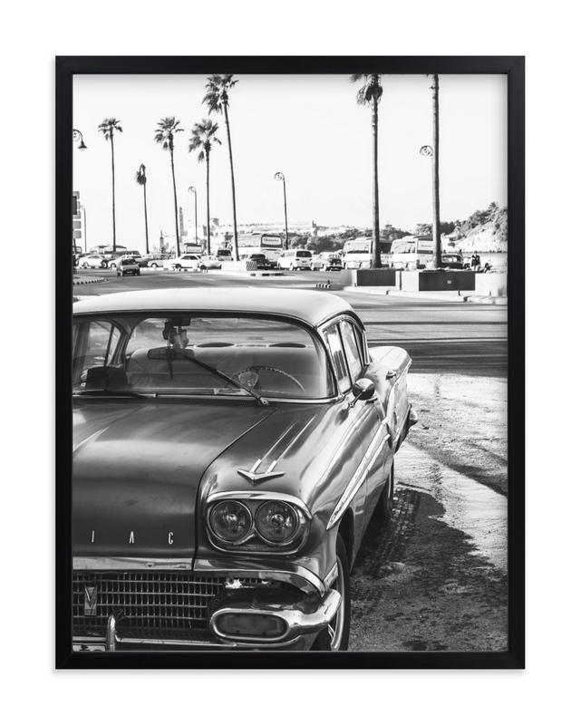"""""""Havana"""" - Limited Edition Art Print by Kaitlin Rebesco in beautiful frame options and a variety of sizes."""