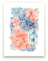 Flutter Watercolor by Andi Pahl