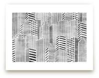 Linear City by Daniela