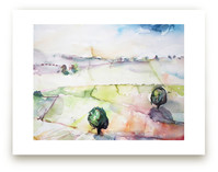 Open Land Ahead by Megan Leong