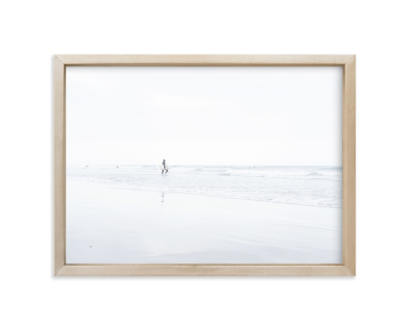 """""""September West"""" - Limited Edition Art Print by Krissy Bengtson in beautiful frame options and a variety of sizes."""