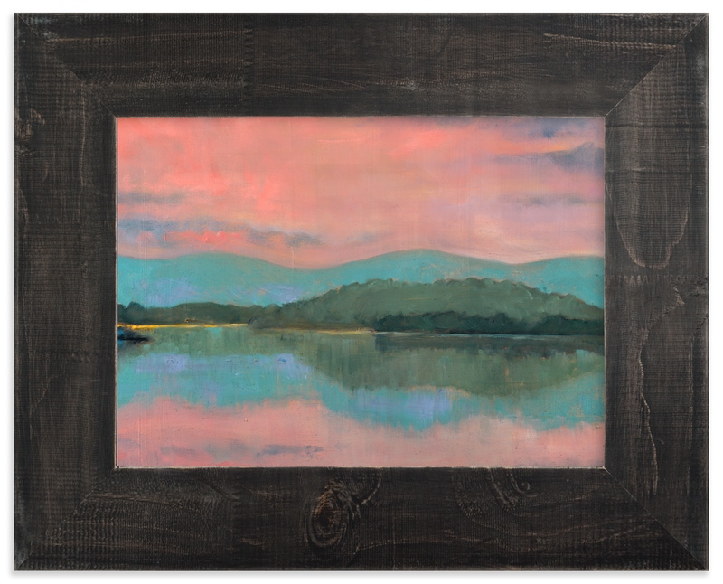 """Rose Water"" - Limited Edition Art Print by Stephanie Goos Johnson in beautiful frame options and a variety of sizes."
