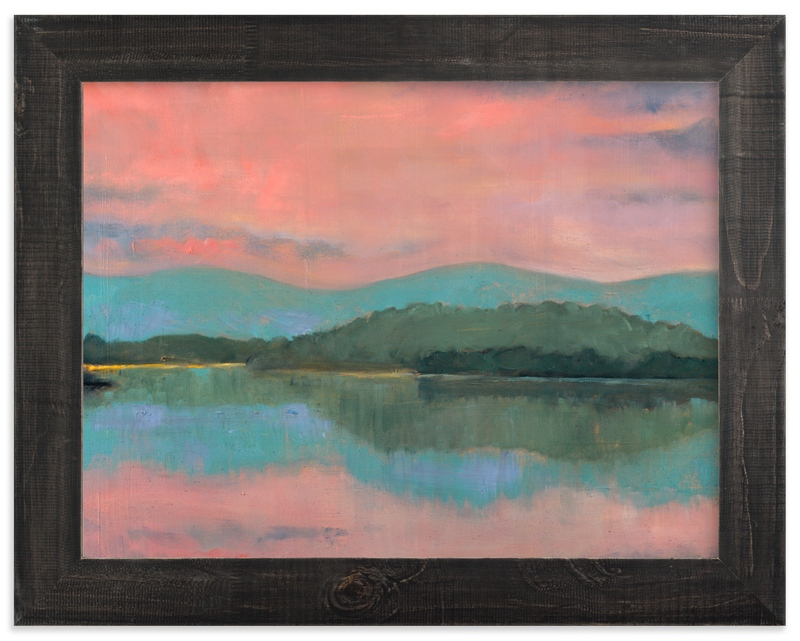 """""""Rose Water"""" - Limited Edition Art Print by Stephanie Goos Johnson in beautiful frame options and a variety of sizes."""