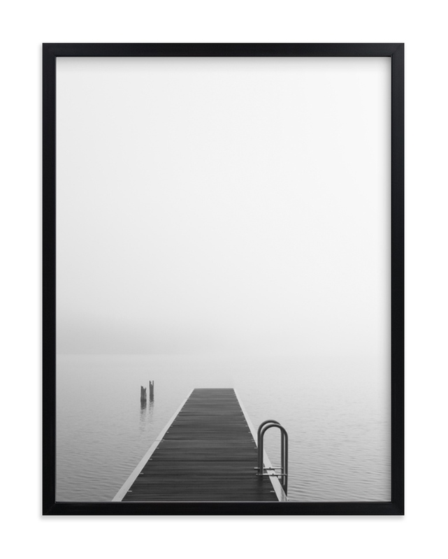 """""""The Edge"""" - Limited Edition Art Print by Jennifer Morrow in beautiful frame options and a variety of sizes."""