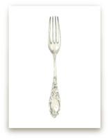 Let's eat - Fork by Susanne Kasielke