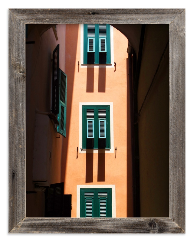 """Shutters"" - Limited Edition Art Print by Paul Berthelot in beautiful frame options and a variety of sizes."