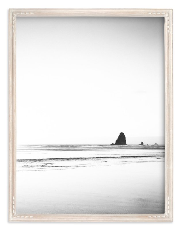 """Cannon Beach No. 2"" - Limited Edition Art Print by Kamala Nahas in beautiful frame options and a variety of sizes."