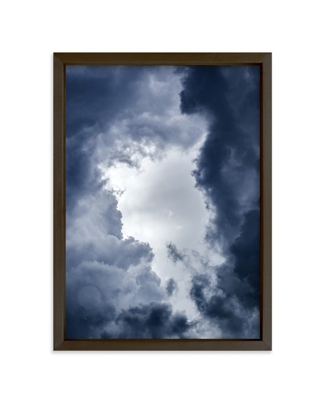 """""""Window On The World"""" - Limited Edition Art Print by Kelsey Mucci in beautiful frame options and a variety of sizes."""