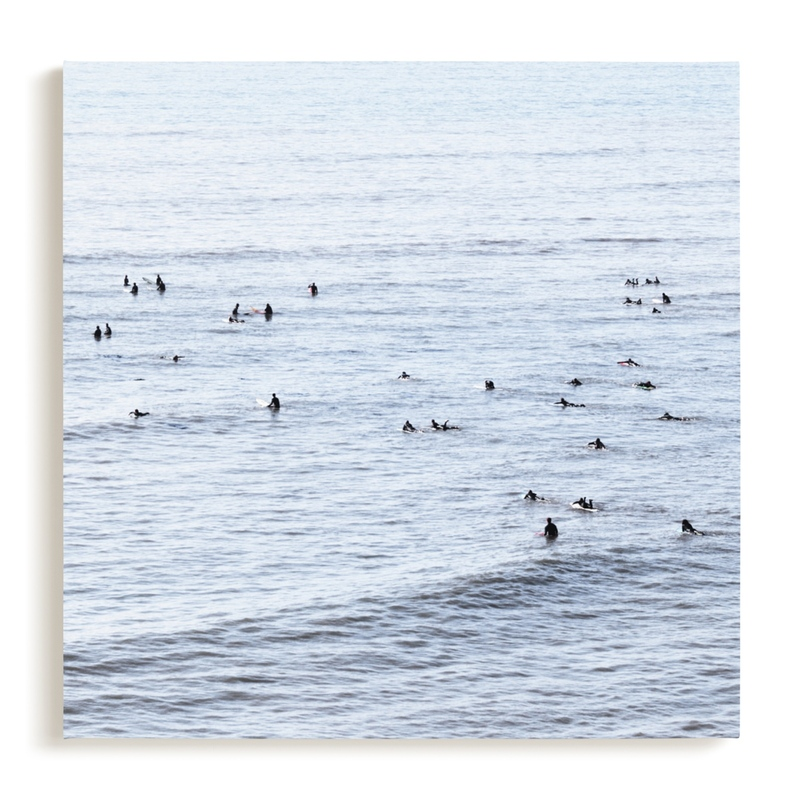 Find Light In The Beautiful Sea Art Print