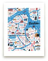 I Love Boston by Jordan Sondler