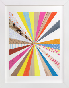 Pinwheel 1 Grownup Open Edition Non-Custom Art Print