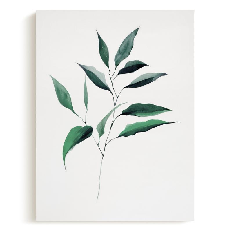 Magnolia Foliage Art Print