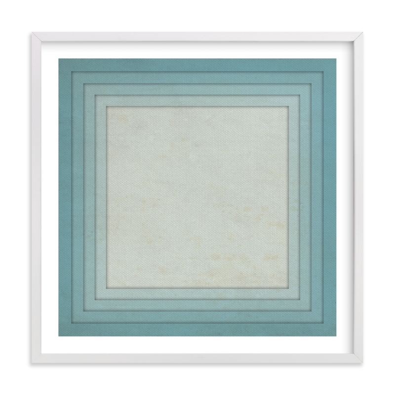 """""""depth"""" - Grownup Open Edition Non-custom Art Print by Jennifer Morehead in beautiful frame options and a variety of sizes."""