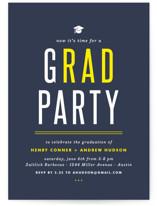 gRAD party
