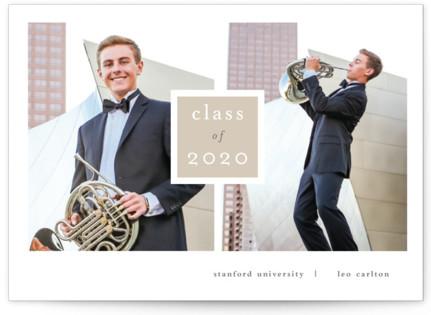 Frame Up Graduation Announcement Postcards