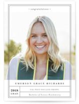 Grad Label by Shirley Lin Schneider