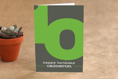 Epoch Kid's Birthday Greeting Cards