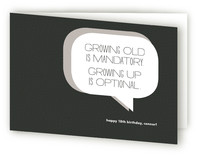 never grow up!