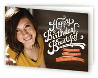 Happy Birthday, Beautiful