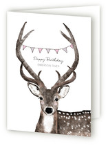 Deer Greeting