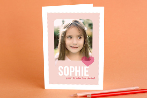 Queen of Hearts Birthday Greeting Cards