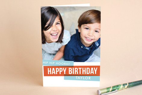 Bold Birthday Birthday Greeting Cards