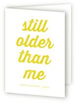 Older than Me