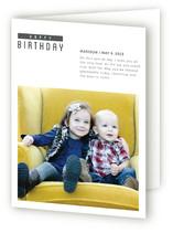 The Minimal Birthday
