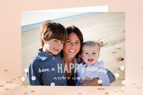 So Happy Birthday Greeting Cards