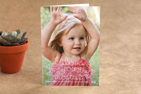 The Mostest Birthday Greeting Cards