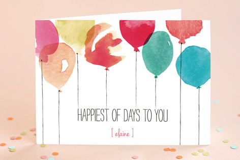 Happiest Day Birthday Greeting Cards