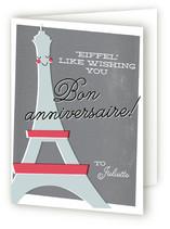 Happy Birthday from France
