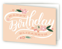 Birthday Florals