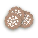 Snowflake Squares