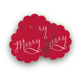 Merry Calligraphy