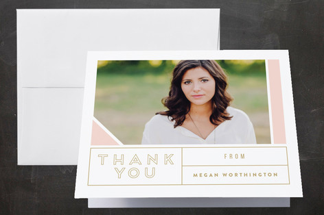 Most Liked Graduation Thank You Cards