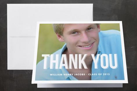 Graduation Notes Graduation Thank You Cards