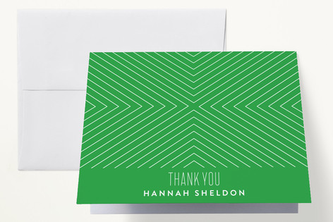 College Bound Graduation Thank You Cards By Oscar Minted
