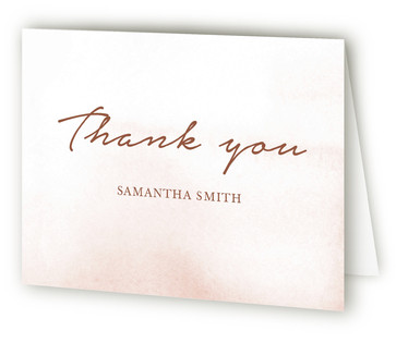 Graduate Graduation Announcement Thank You Cards