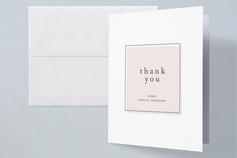 mollie Graduation Thank You Cards