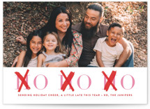 This is a red valentines day by Lori Wemple called HOHOXO with standard printing on smooth signature in grand.