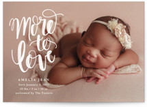 This is a white valentines day by Pixel and Hank called More to Love with standard printing on smooth signature in grand.