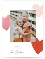 This is a red valentines day by Pixel and Hank called Heart Trio with standard printing on signature in grand.