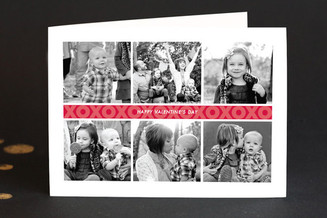 Band of Love Valentine's Day Greeting Cards