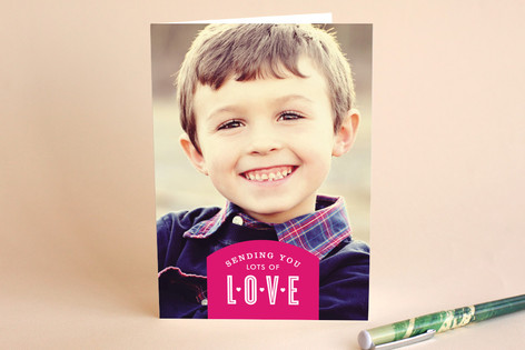 Love Wishes Valentine's Day Greeting Cards