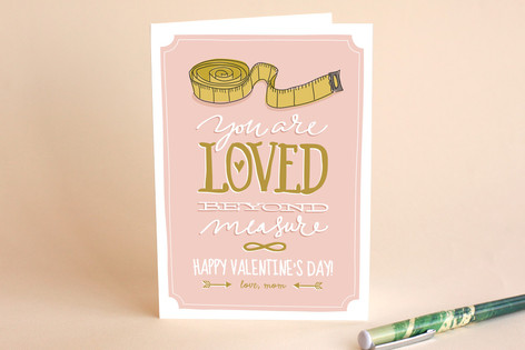 Beyond Measure Valentine's Day Greeting Cards