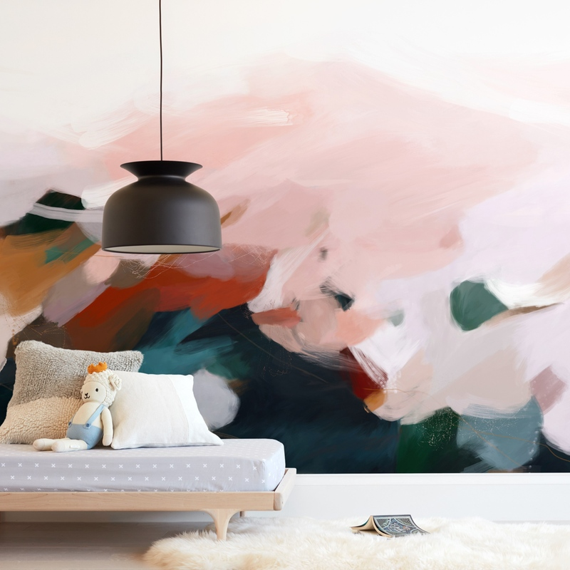 """""""Avery"""" - Non-custom Wall Murals by Parima Studio in beautiful frame options and a variety of sizes."""